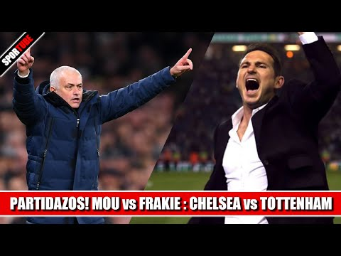 Partidazos: Mou Vs Frankie   Leicester Vs Man City   Real Sociedad Vs Valencia
