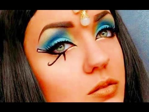 ஐ MAQUILLAJE EGIPCIO ஐ ¡Look Cleopatra!