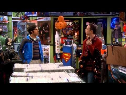 big bang theory: best of stuart season 6