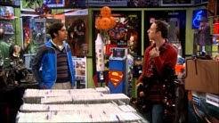 big bang theory: best of stuart (season 6)