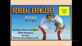 World General Knowledge Questions  And Answers| GK  Quiz| Test of GK General Knowledge Test Q/A screenshot 3