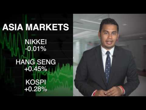 09/02: Stocks are seeing a slight rise, Asia mixed, SP500 in focus