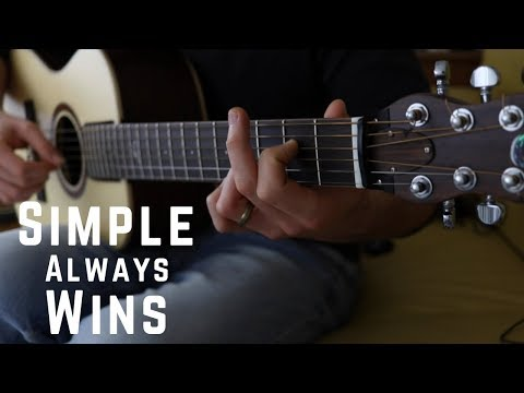 simple-yet-beautiful-...-chords-on-guitar