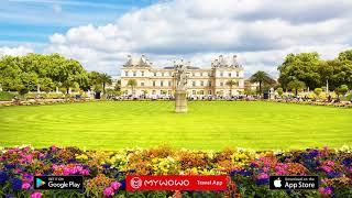 Luxemburgo – Jardines – Paris – Audioguía – MyWoWo  Travel App