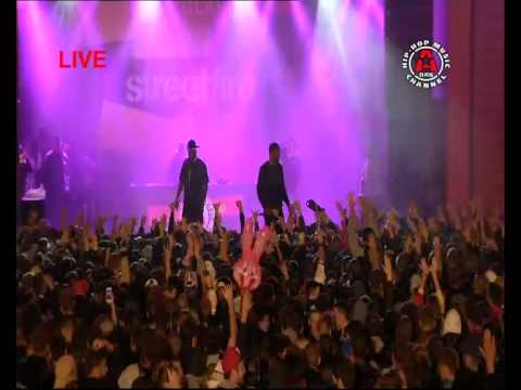 Method Man - Live @ Streetfire Fest (Moscow, Russia) (2015)