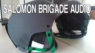 Review Salomon Brigade Audio