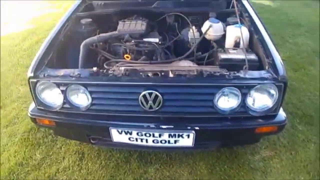 replacing vw golf mk1 head lights [ 1280 x 720 Pixel ]