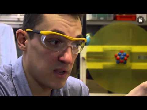 Amazing video – levitating superconductor