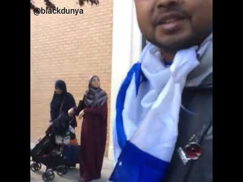 ZIONIST BANGLADESHI FROM SPEAKERS CORNER GETS QUESTIONED | ISRAEL ADVOCACY MOVEMENT | ELM MOSQUE