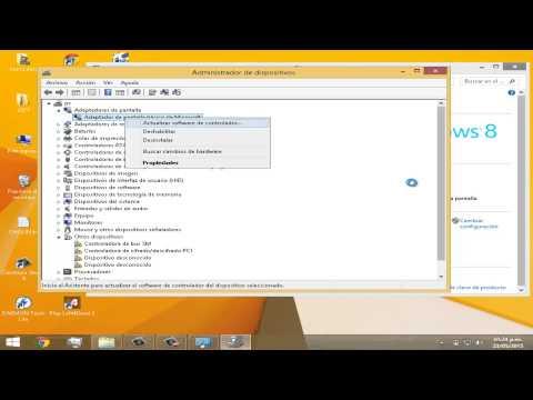 """adaptador de pantalla basico de microsoft """"windows 8.1"""" (Solucionado)"""