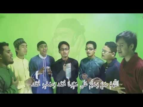 BINNABIL HUDA - (acappella Cover By) IDentity Ft. Affan&Afnan
