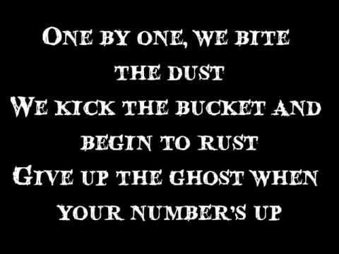 A Gorey Demise - Creature Feature (Lyrics)