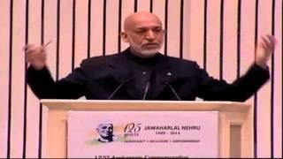 HE Hamid Karzai