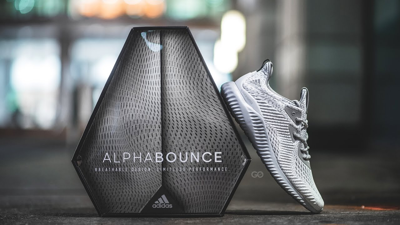 save off de8b1 eb7f0 Review  On-Feet Adidas Alphabounce AMS 2.0