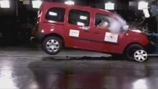 Crash test Renault Kangoo 2008