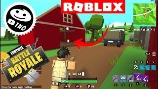 FORTNITE V ROBLOXU - Island Royale | Roblox | tNo CZ/SK