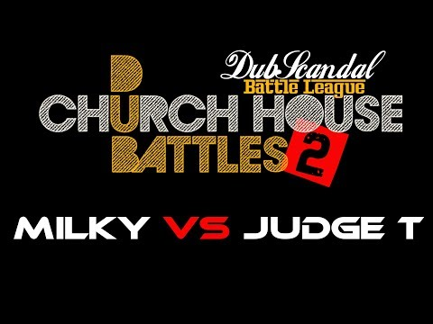 MILKY VS JUDGE T | DubScandal Rap Battle