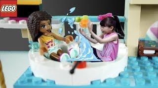 라임의 레고프렌즈 41340 비밀 아지트 블럭 장난감 놀이 LimeTube & Toy 라임튜브
