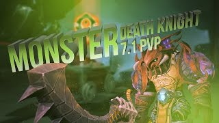 turning into a monster volestral unholy dk pvp 7 1