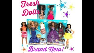 Brand New! Fresh Dolls - Urban Style and Fabulous Fashion Dolls - Doll Review