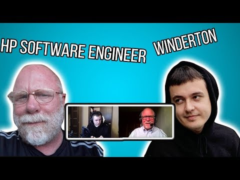 Моё собеседование на программиста. На Английском.