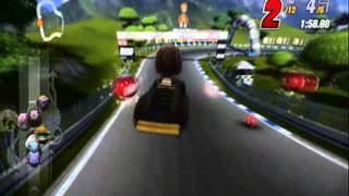 mod nation racers gameplay
