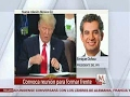 PRI convoca a partidos a frente común contra Trump