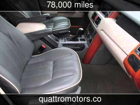 Land Rover Farmington Hills Mi >> 2005 Land Rover Range Rover HSE Used Cars - Farmington Hills,MI - 2014-12-09 - YouTube