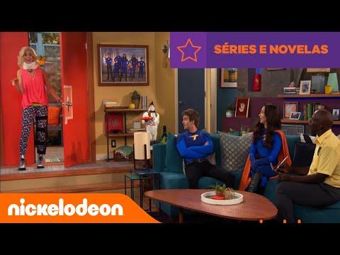 The Thundermans  Igual a Cherry  Brasil  Nickelodeon em Português