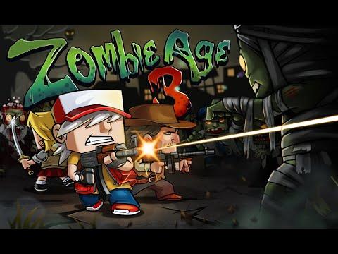 Zombie Age 3 Trailer
