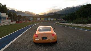 Gran Turismo Sport - Nissan Fairlady Z Version S (Z33) '07 Gameplay [4K PS4 Pro]