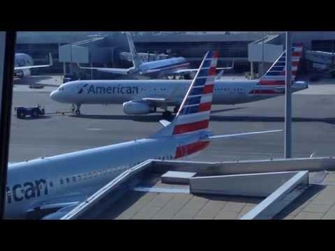 American Airlines | 757-200 | New York (JFK) ✈ Miami International Airport |