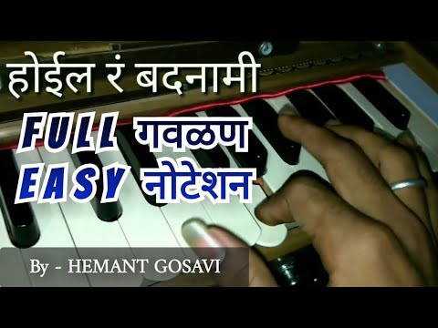 Kashi mi jau mathurechya bajari full song Tutorial by Casper Gosavi|TAB+Lyrics