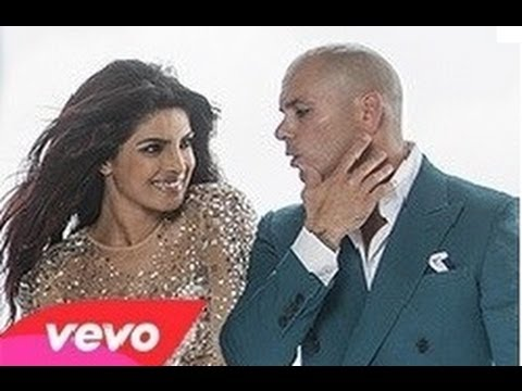Priyanka Ft. Pitbull Exotic VEVO Travel Video