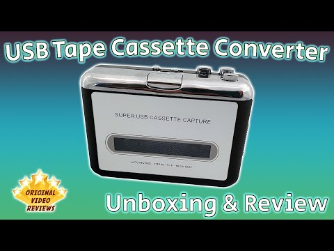 Item review - USB Cassette Converter