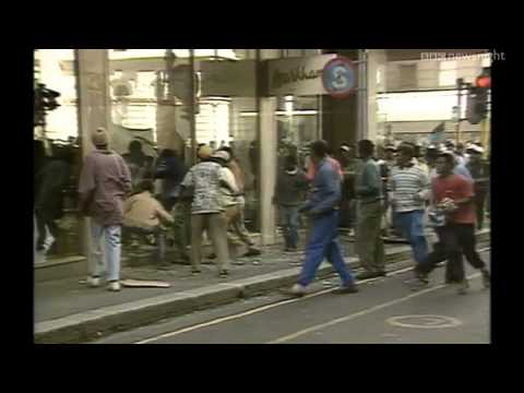 NEWSNIGHT: How Mandela responded to the assassination of Chris Hani
