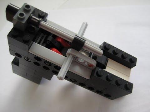 Lego Baby Glock Instructions Youtube