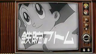 1963年放送開始。日本初の連続テレビまんが。