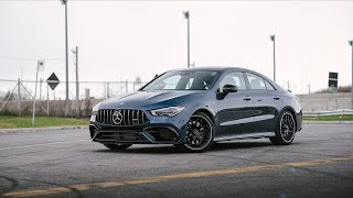2021 Mercedes AMG CLA 45 Coupe…