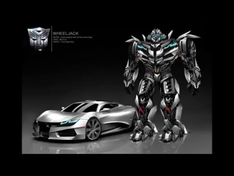 new transformers 5 robot cast fan made youtube. Black Bedroom Furniture Sets. Home Design Ideas