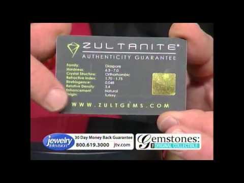 Zultanite - Authenticity Guarantee