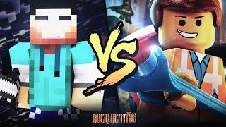 Minecraft VS. Lego | Duelo de Titãs