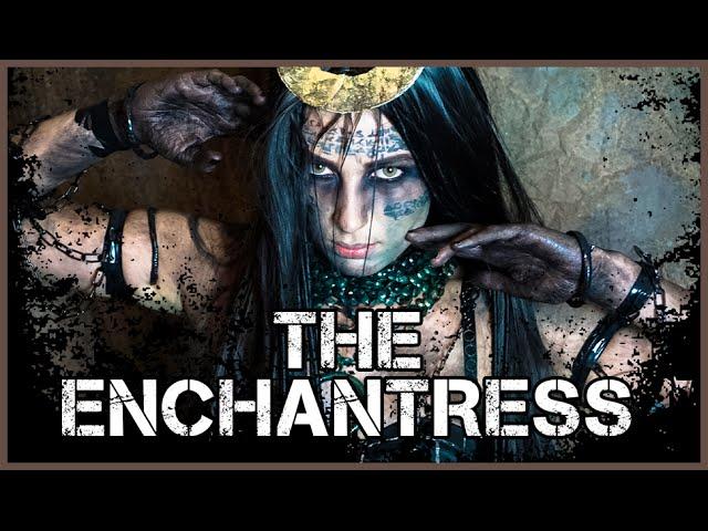 ?? Comic Con Suicide Squad Trailer | Cara Delevingne Cosplay The Enchantress | Victoria Lyn Beauty