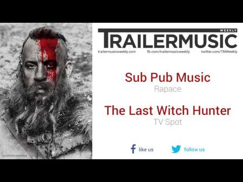 The Last Witch Hunter - TV Spot Exclusive Music (Colossal Trailer Music - Rapace)