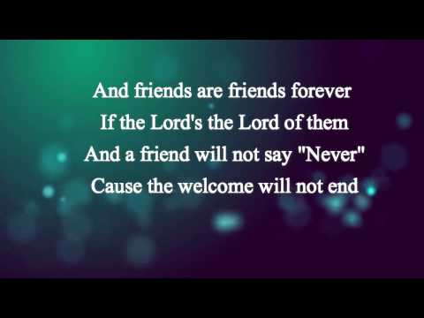 Friend and Friends Forever by: Michael M. Smith