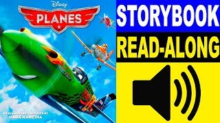 Planes Kids Story Books | Read Along Story book | Kids Stories Read Aloud | Kids Story Time