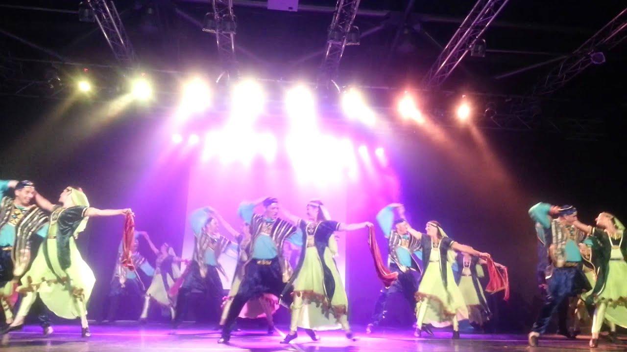 Max Shemesh: הורה שמש Hora Shemesh כרמיאל 2013 ריקוד מרוקאי