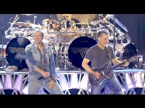 Van Halen - Panama (live 2015)
