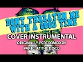 Don't Threaten Me With A Good Time (Cover Instrumental) [In the Style of Panic! At The Disco]
