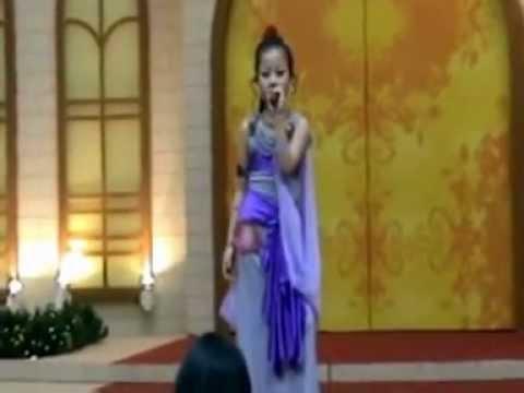 Miss Disney Princess Malaysia 2007 Finals - Sarah Jane Tey Li Yee